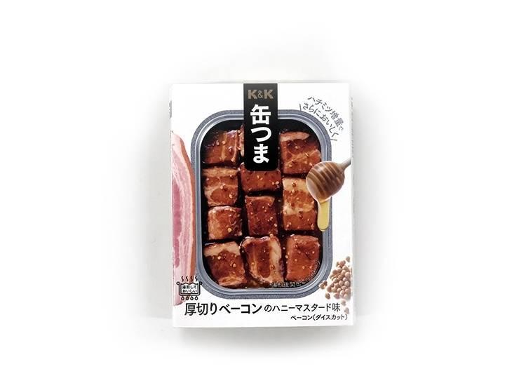 #2: Honey Mustard Bacon - Honey Mustard Bacon Japanese Potato Salad