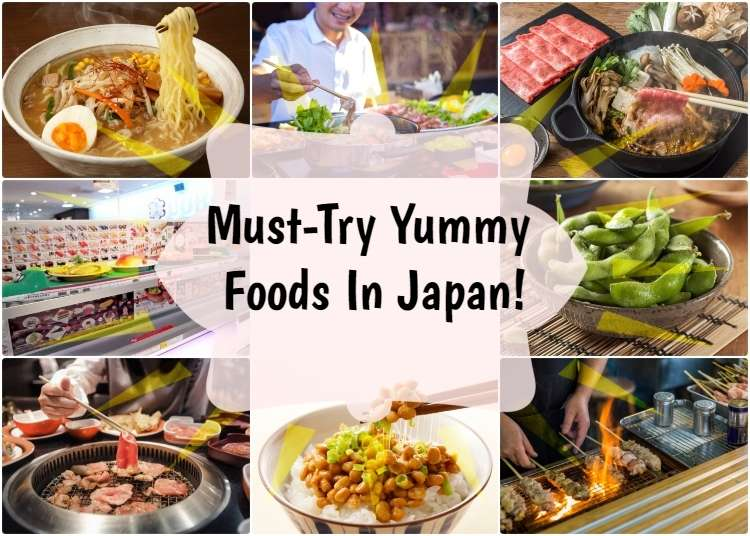 Life In Japan: Filipinos Recommend Yummy Foods In Japan!