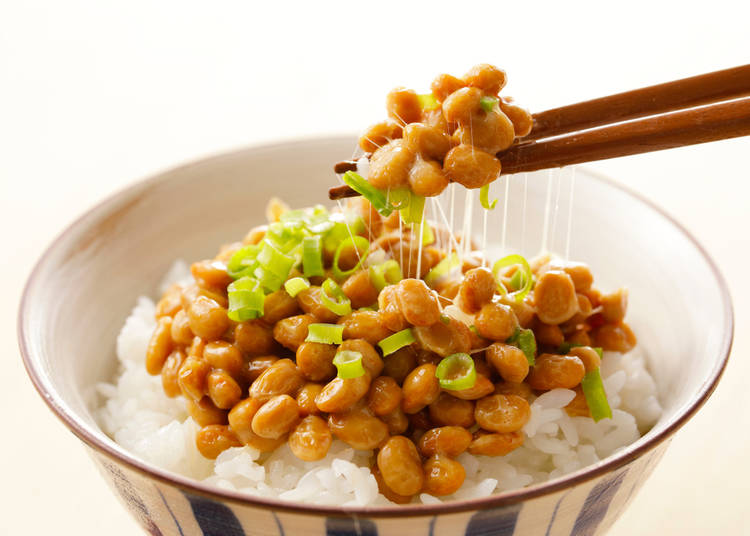 1. Know what? Natto!