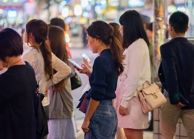"""Sumaho"" (スマホ) – Smartphone"