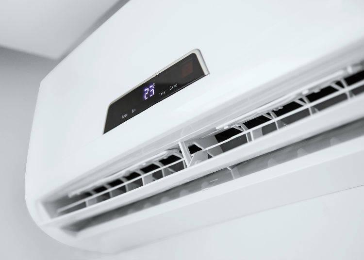 """""""Eacon"""" (エアコン) - Air conditioner"""