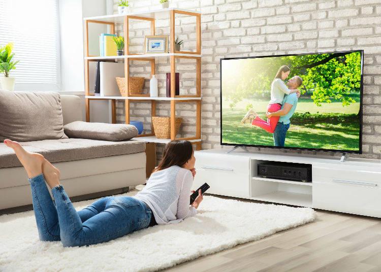 """Terebi"" (テレビ) - Television"