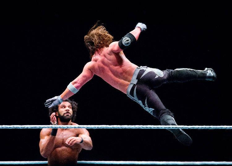 """Puroresu"" (プロレス) – Pro-wrestling"