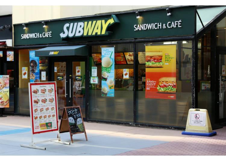 ・Subway