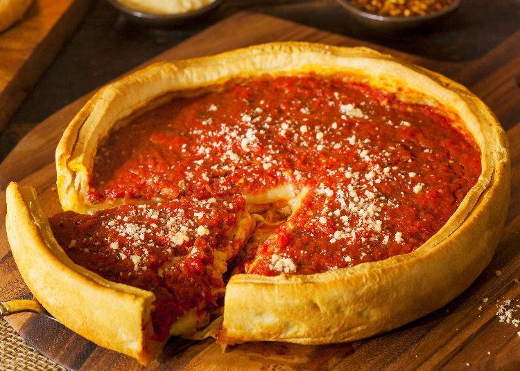 ・Chicago Pizza