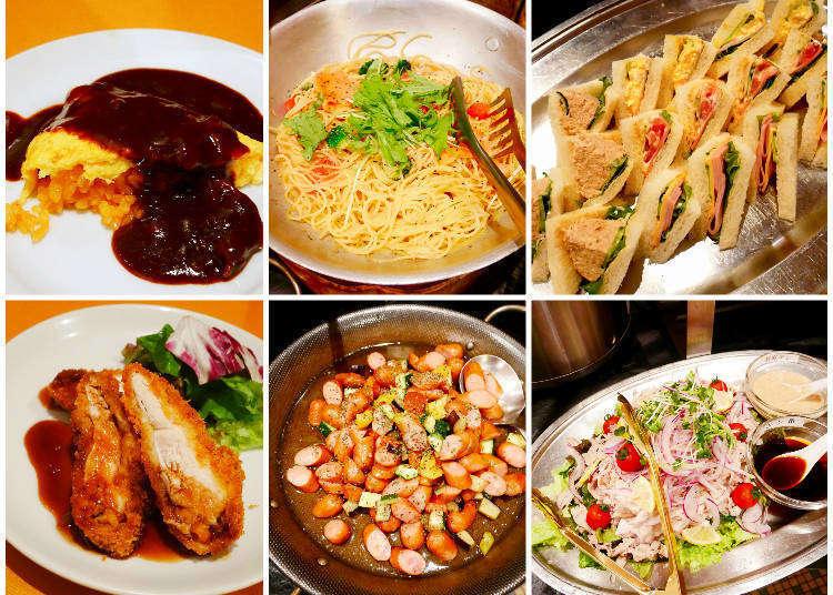 東京吃到飽餐廳大集合! 精選6家各有特色的吃到飽 絕對能讓你多種願望一次滿足!