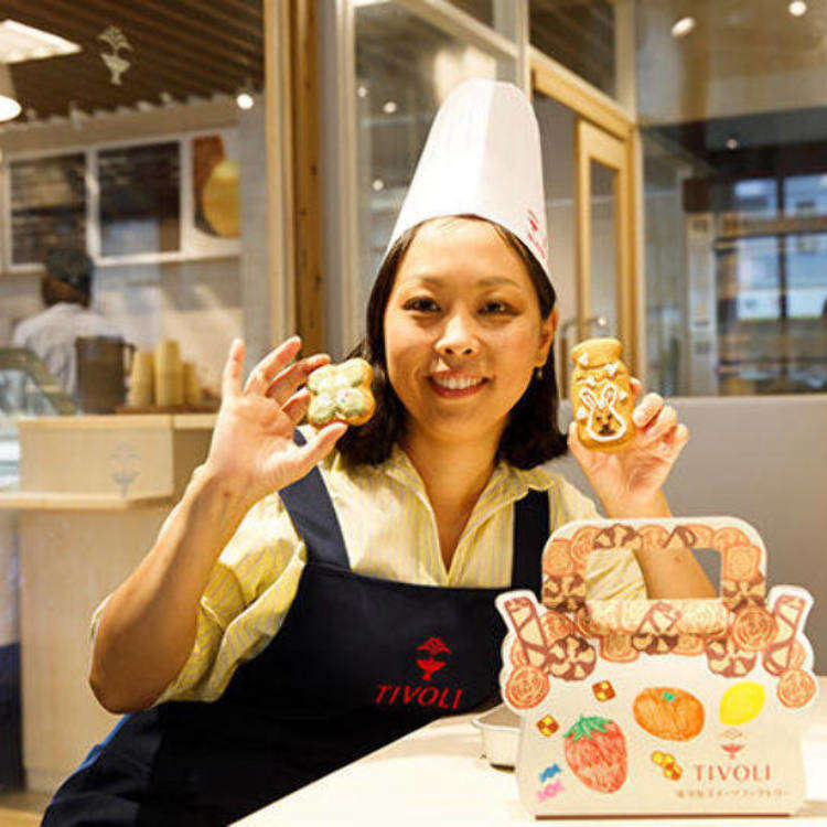 Visiting the Tivoli Yugawara Sweets Factory: Create Your Very Own Cookie, Eat as Much as You Like, and Enjoy a Factory Tour!