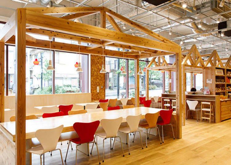 八種餅乾任你吃!咖啡廳限定湯河原柑橘甜點也不容錯過!