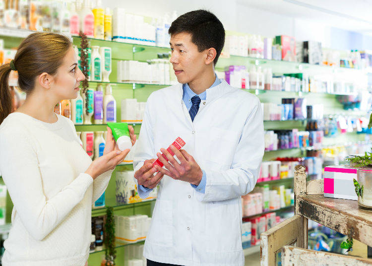 3) No Need for a Doctor: Where to Buy Over-the-counter Medicine