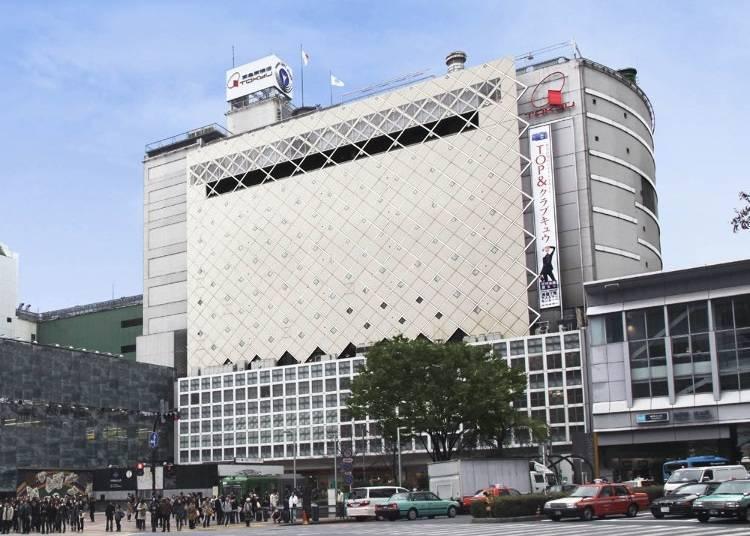4. Tokyu Department Store Toyoko: Huge Selection of Seasonally Trendy Items!