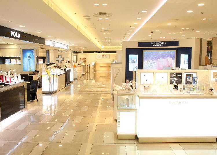 5. Tobu Department Store Ikebukuro: Casual, Laid-Back Shopping in a Huge Complex!