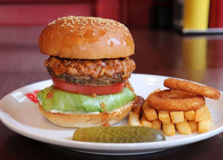 도쿄 맛집 -일본은 지금 수제 햄버거 붐? 가구라자카,에비스,닌교쵸의 본격 수제 햄버거집 3곳을 소개한다!
