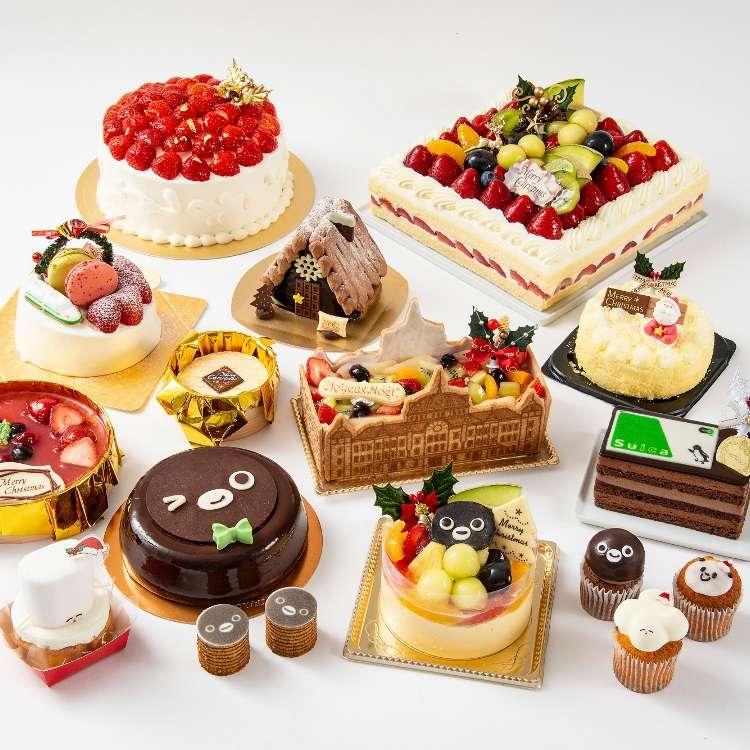 【2018限定】東京車站超豪華聖誕節蛋糕華麗登場 每款都好誘人啊!