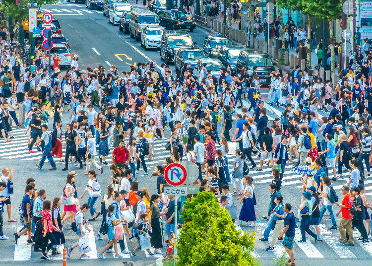 1. Tokyo Seen by Countrysiders: the World's Largest City
