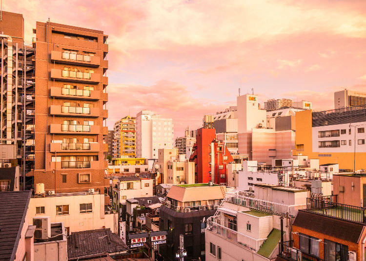 5. Tokyo Seen by Countrysiders: The Rent is Completely Different