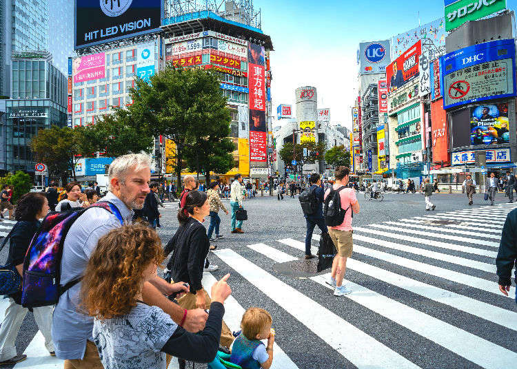 Tokyo Sightseeing, Your Own Style: Introducing All of Tokyo's Major Neighborhoods