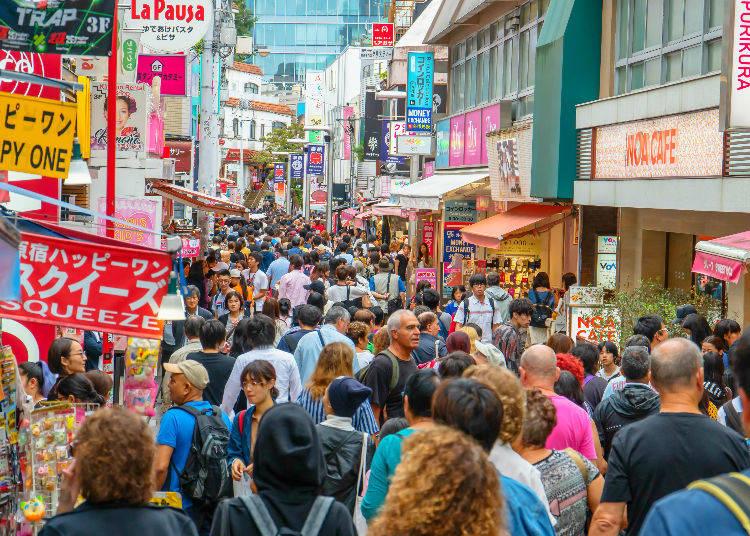 "Harajuku: Cutting-Edge Fashion, Subcultures, and Plenty of ""Kawaii"""