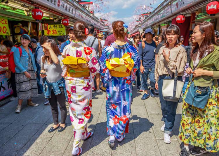 """Asakusa: """"the Taste and Feel of Old Edo"""""""