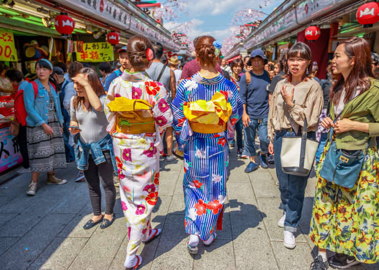 "Asakusa: ""the Taste and Feel of Old Edo"""