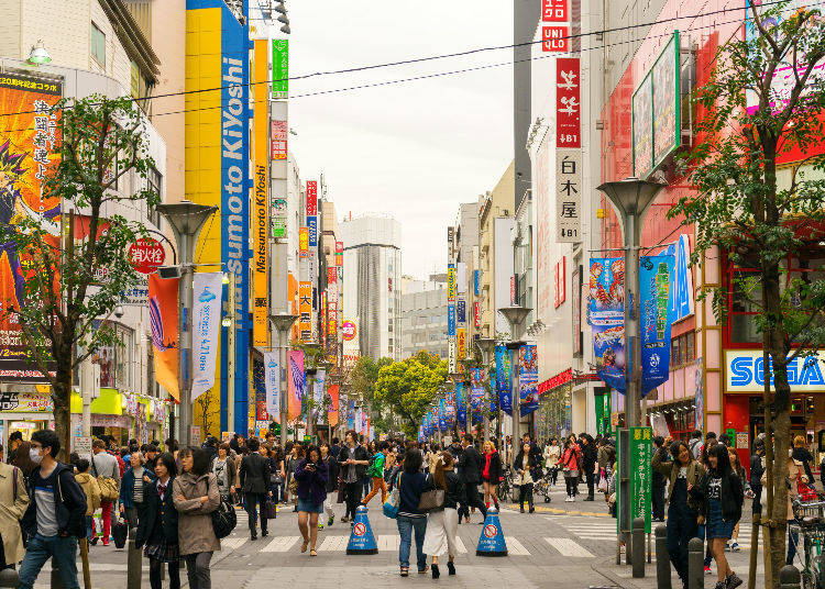 "Ikebukuro: ""Shopping, Entertainment, and Ramen Galore!"""