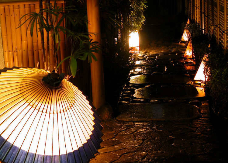 """Kagurazaka: """"Walk in the Footsteps of Geisha – and Maybe Even See One!"""""""