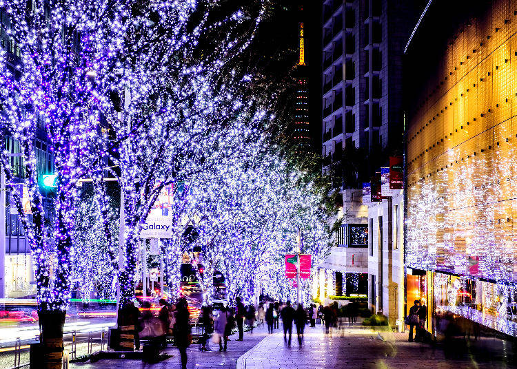 """Roppongi: """"Tokyo's Tourist Town, Sophisticated and Glitzy"""""""