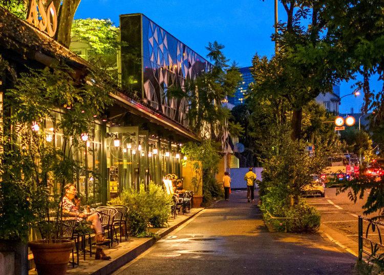 "Daikanyama and Nakameguro: ""High-End Brand Shops and Luxurious Cafés"""