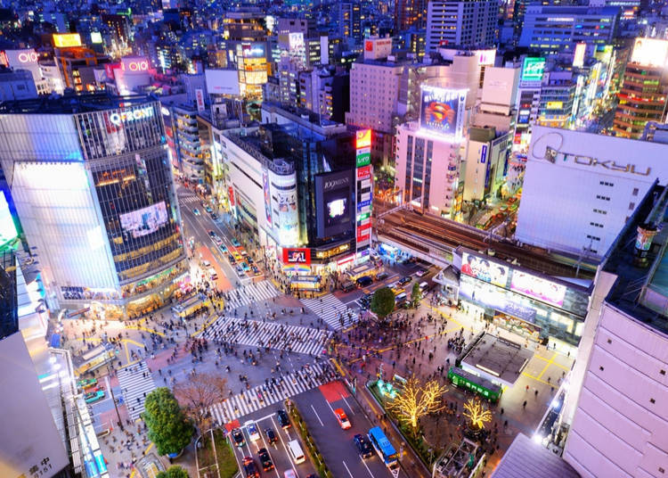 "Shibuya: ""From Energetic Youth Culture to Fashion Hot Spot"""