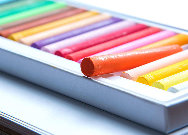 Oil Pastels: Vivid Colors Loved by Kids and Artists Alike!
