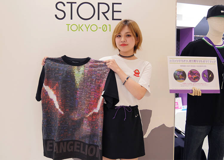 1) EVANGELION T-Shirts: the Classic Choice for Every Fan!
