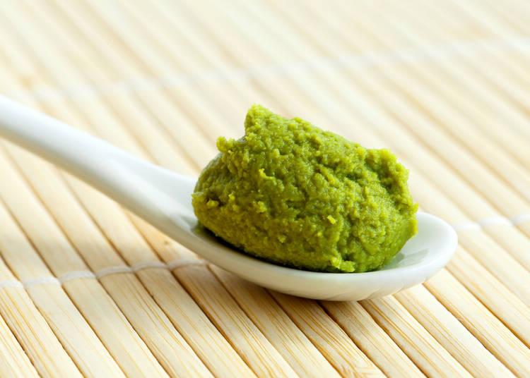 2. Extra wasabi? Nope!