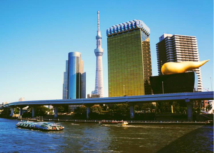 Start: Asakusa - 9:30 AM