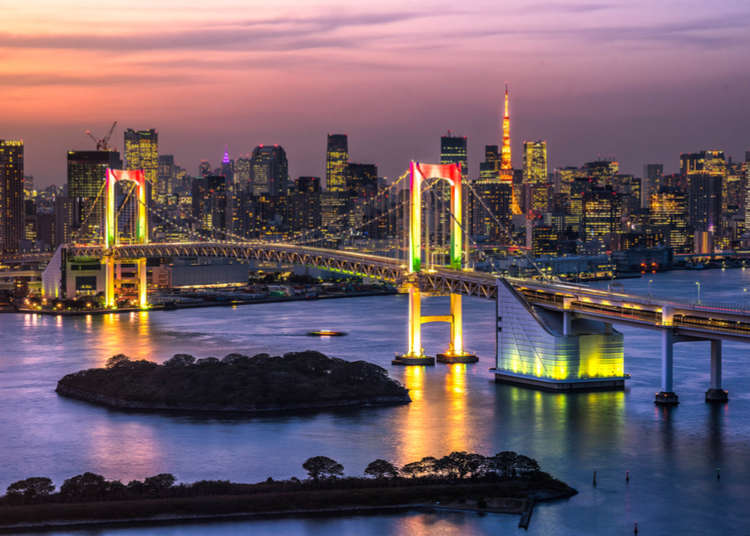 Tokyo Travel Tips: The Best Times to Visit Odaiba, Tokyo's Popular Island!