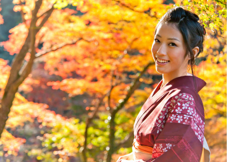 Fall in Japan is the Best! 10 Reasons We Love Autumn in Tokyo