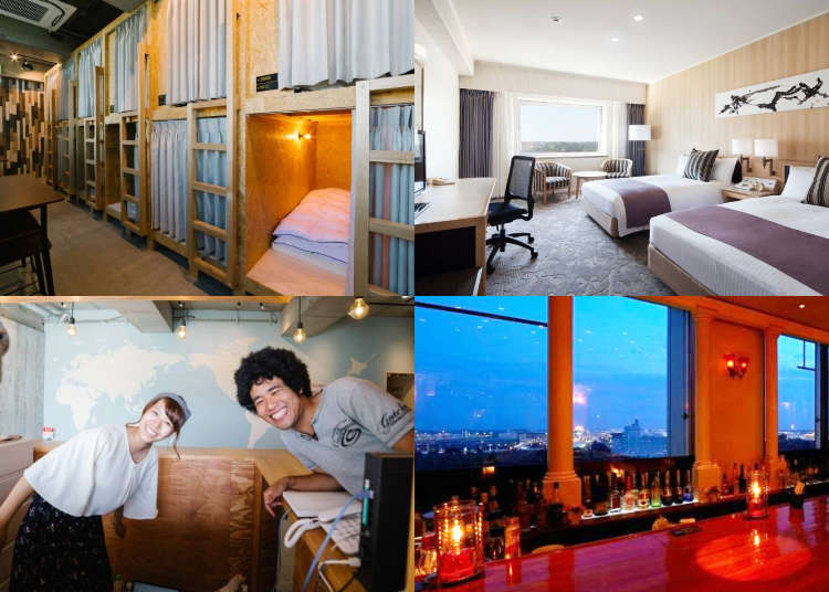 Accommodations for Every Budget! Hotels Close to Japan's Narita Airport