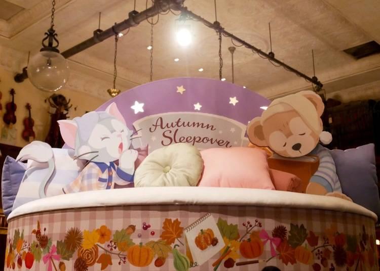 同場加映:達菲秋季睡衣派對 超萌商品搶先看