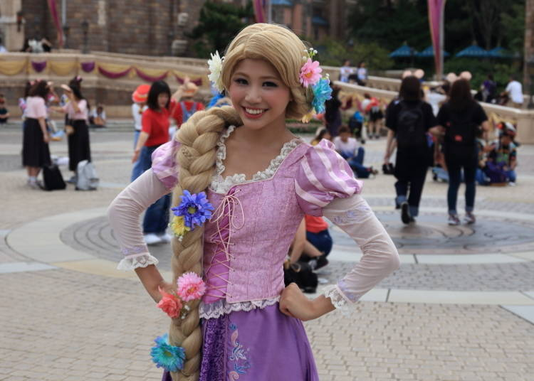 Mizuki, a Disney Cosplay Veteran of 5 Years Also Likes to Visit Parks Outside of Japan
