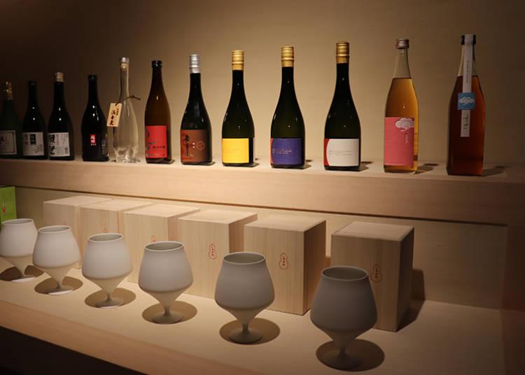 ■中田英寿氏厳選の梅酒・日本酒を各蔵元と交流しながら楽しめる!