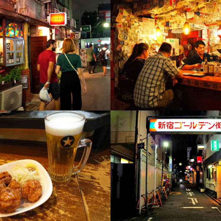 魅力特色就從這裡開始!新宿.歌舞伎町黃金街初訪一樣無壓力的美味餐廳大集合