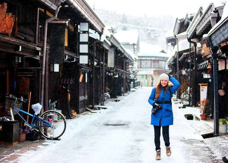 10 Reasons We Love Winter in Tokyo!