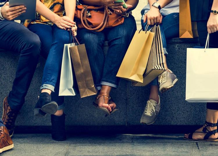 6. Shopping