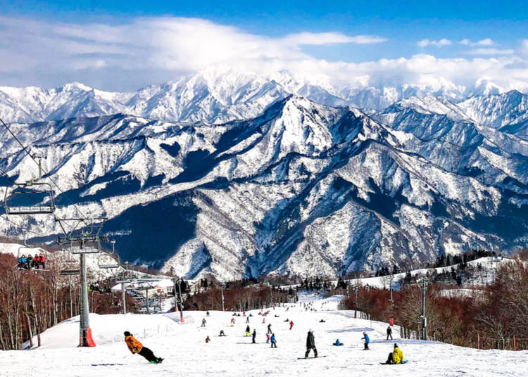 9. Skiing and Snowboarding