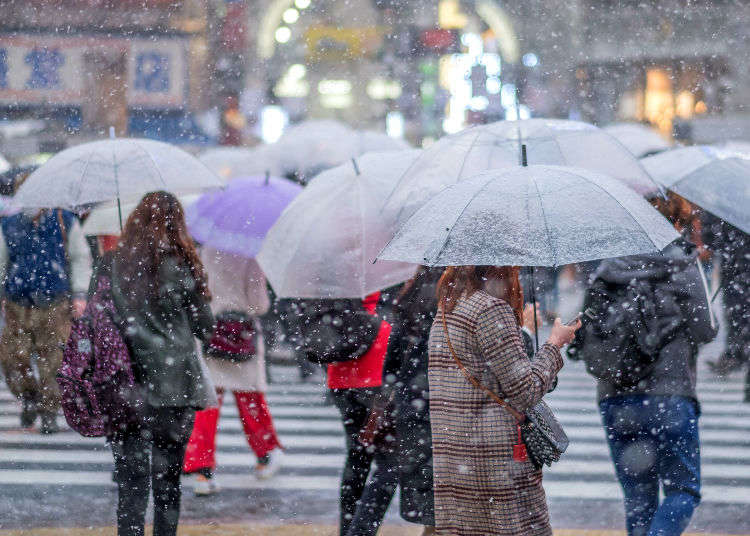 10 Tips for Travelling to Tokyo in Winter