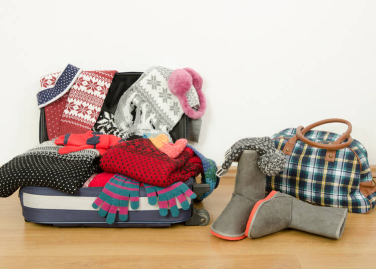 2. What to Pack for Winter in Tokyo