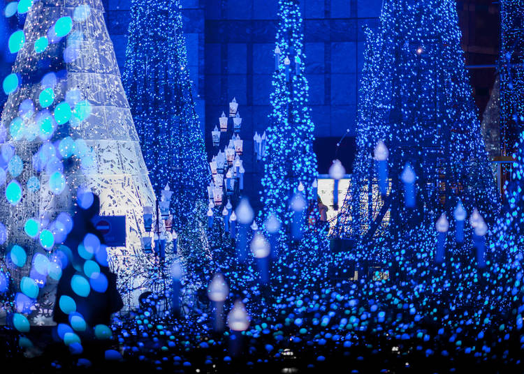 4. Don't Miss Tokyo's Incredible Illuminations!