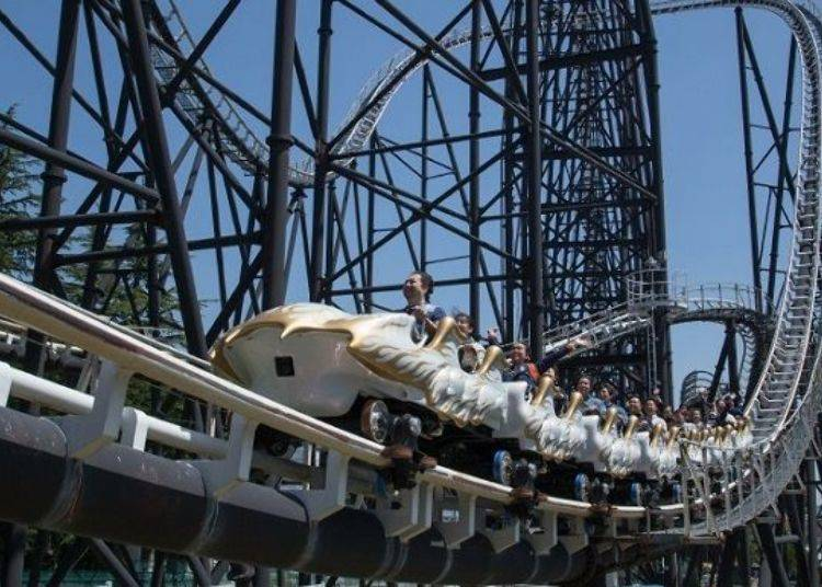 The Absolute Must-Rides: Fuji-Q's Four Major, World-Famous Roller Coasters