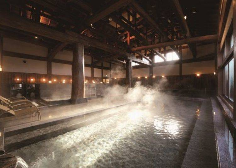 Relaxation To Your Core at Fujiyama Onsen