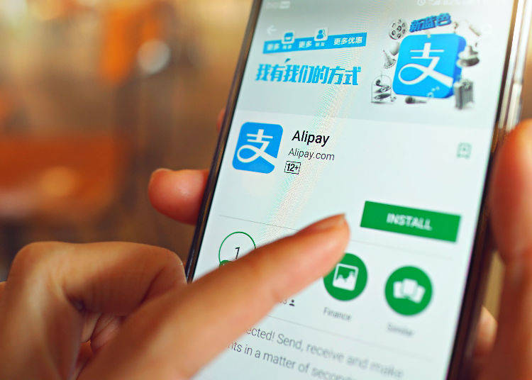 """Why is China a """"Cashless Superpower,"""" Why Is Japan a """"Cashless Developing Country?"""""""