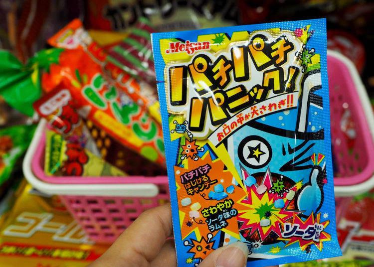 2. Pachi Pachi Panic Popping Rocks (Meisan) ¥30