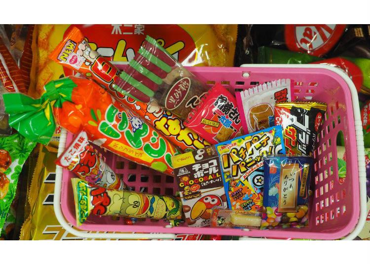 Total Snacks: 12, Total Price: ¥299, Total Satisfaction: Priceless!